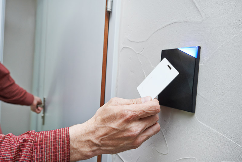 access control security systems beaumont, texas