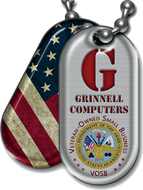 Grinnell Badge