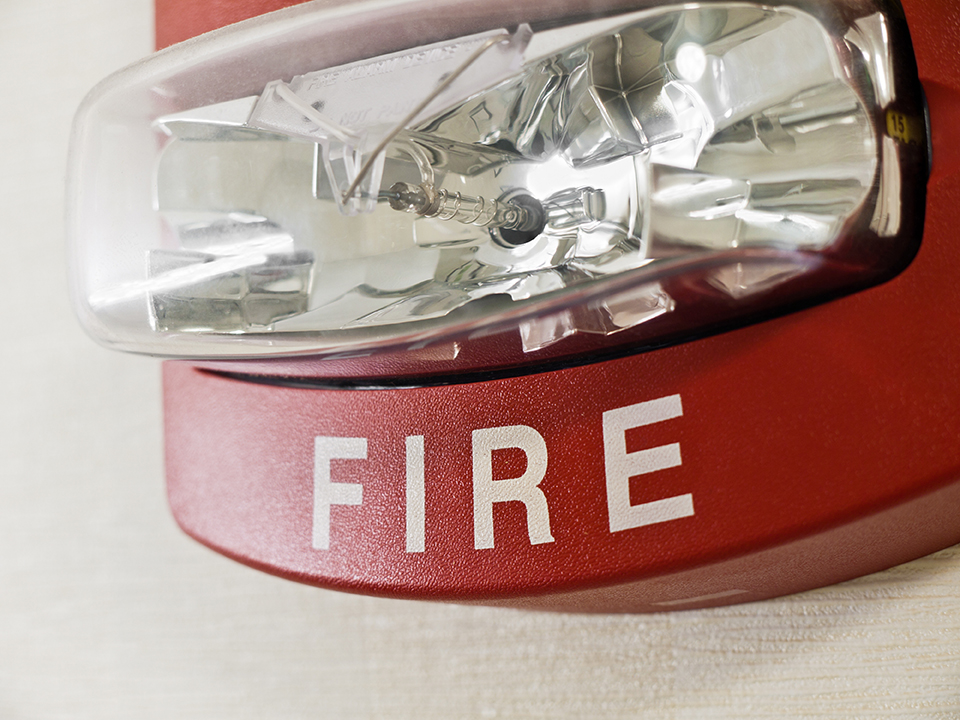 Fire Alarms Systems Beaumont, Texas